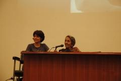 Sabeena & Homai's Talk, JNU