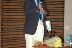 An Interactive Session with D.N. Chaudhuri