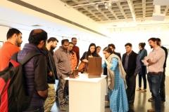 Gallery Walk by Sukanya Ghosh and Uzma Mohsin