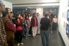 Gallery Walk with Edson Dias and Srinivas Kuruganti