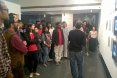 Gallery Walk with Edson Dias and Srinivas Kuruganti
