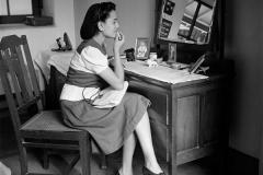 A Trainee Nurse, Bombay, Early 1940s