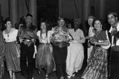 A Fancy Dress Party at the Gymkhana Club, Delhi, 1950s