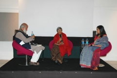 Panel Discussion by Kamalika Bose and Sohail Hashmi