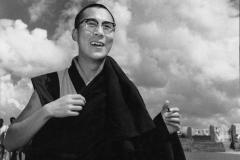 The Dalai Lama in the 1960s