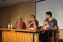 Panel Discussion by Sabih Ahmed and Anuradha Kapur