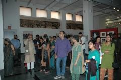 Gallery Walk by Sohail Hashmi