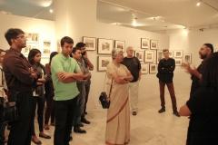 Suresh Jayaram and Anoli Perera- Gallery Walk