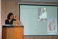 Lecture by Prof. Tapati Guha-Thakurta