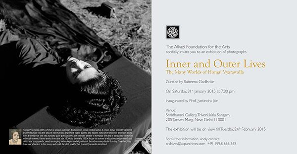 E-Invite-Homai-Vyarawalla's-Exhibition