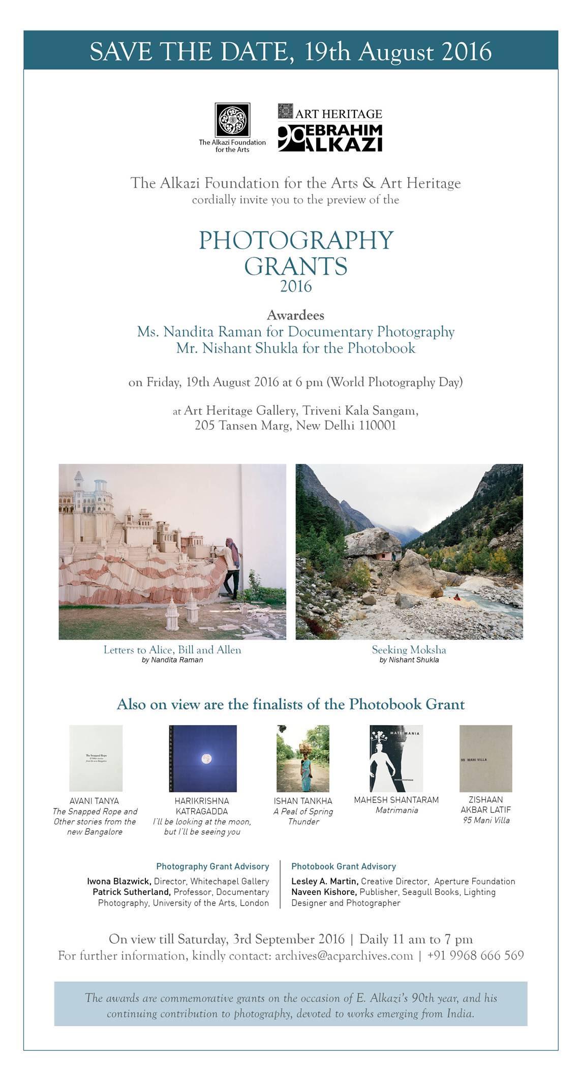 Grant Preview Einvite